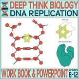 DNA Replication -  Deep Think Biology 8