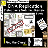 DNA Replication Detective's Matching Review Set