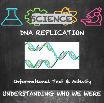 DNA Replication Informational Text and Activity