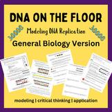 DNA Replication on the Floor (Best Seller)