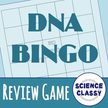DNA Review Bingo