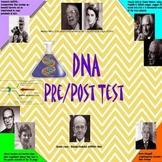 DNA Science Biology Life Science Quiz Special Needs Education ESL
