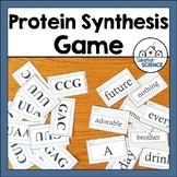 DNA, RNA and Protein Synthesis Game - DNA Activity