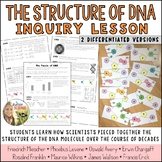 DNA Structure Inquiry Modeling Activity