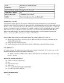DNA Structure & Replication 5E Lesson