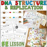 DNA Structure and Replication 5E Lesson