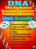 DNA Unit Bundle -  NGSS