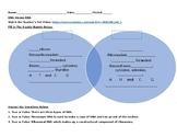 DNA Versus RNA Video Worksheet (Editable)