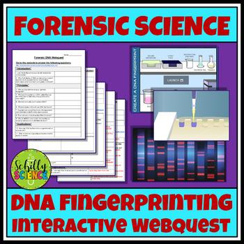 DNA Fingerprinting Webquest