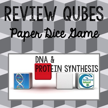 DNA and Protein Synthesis Review Qubes