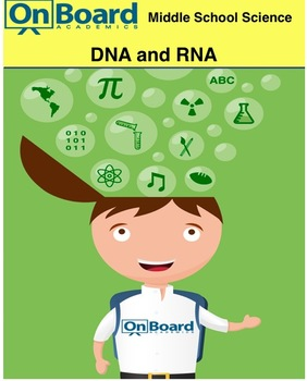 DNA and RNA-Interactive Lesson
