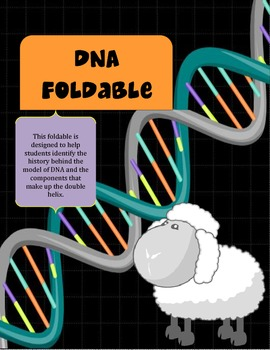 DNA foldable