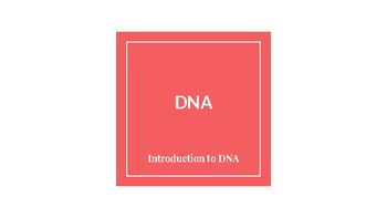 DNA guided powerpoint