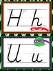 Ninja Turtle ABC Posters