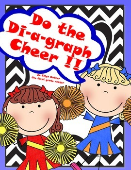 DIAGRAPHS (NO PREP PRINTABLES & CENTERS )