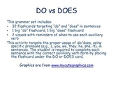 DO vs DOES