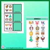 DOBBLE: ANIMALS