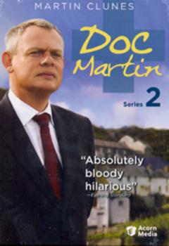 DOC MARTIN SERIES 2 DVDS