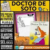 DOCTOR DE SOTO Activities Worksheets and Interactive Read