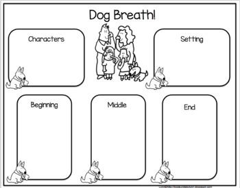 DOG BREATH! Book Units by Lynn