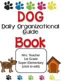 DOG Communication Folder