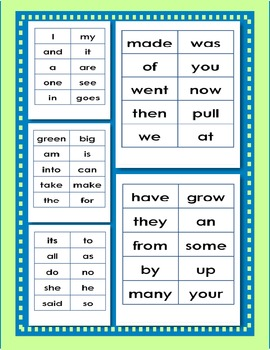 DOG-GONE HUGE SIGHT WORD & WORD WALL PACK