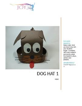 DOG HAT1