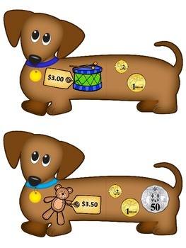 Doggie Dollars - Australian Coin Match