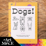 DOGS || Simple Drawing Guide