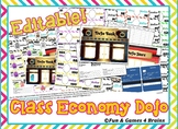 Editable Class Dollars, Monster Money, Class Economy, Make