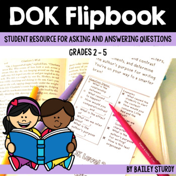 DOK Flipbook for Students