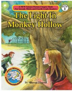 DOK Guided Reading Lessons with Story Map for The Light in Monkey Hollow