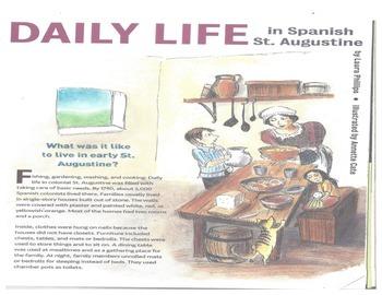 DOK/ Life in St. Augustine