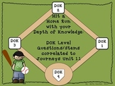 DOK Question/Stems for Journeys 1.1 for Grades K-5