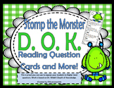 DOK Reading Question Cards and More!