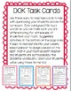 DOK Task Cards:  Math and Science Edition! ****Combo Pack*****