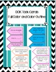 DOK Task Cards and Question Stem ******** Combo Pack*********