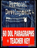 DOL | Daily Oral Language | Bell Ringer | 60 Paragraphs +