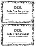 DOL Sentence Revisions