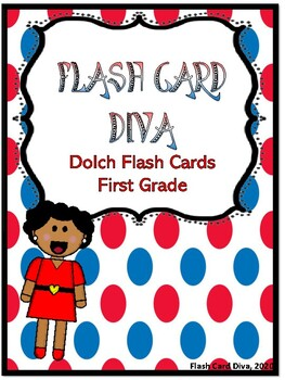 DOLCH FLASH CARDS FIRST GRADE