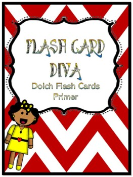 DOLCH FLASH CARDS PRIMER