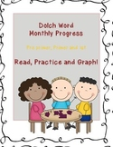 DOLCH Words Assessments and Progress Monitoring