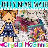DOLLAR DEAL! 10 Jelly Bean Hands-On Math Activities (Easter Fun!)