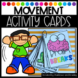 Movement Activity Cards