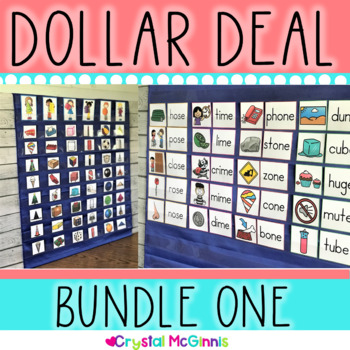 DOLLAR DEAL BUNDLE 1! 14 Dollar Deals (Math, Reading, Word Work, and More!)