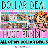DOLLAR DEAL COMPLETE BUNDLE! (ALL OF MY DOLLAR DEALS)
