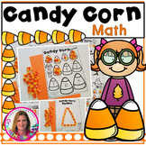 DOLLAR DEAL! Candy Corn Math (9 Fall Math Activities with Candy Corn)