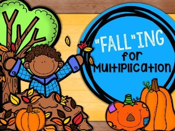 {DOLLAR DEAL} - FALLing for Multiplication PowerPoint Pres