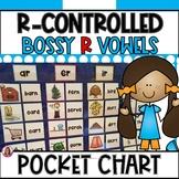 "DOLLAR DEAL! R Controlled Vowels ""Bossy R"" Pocket Chart Sort"