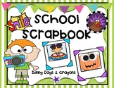 MEMORY BOOK / SCRAPBOOK   YEAR LONG WRITING ACTIVITIES